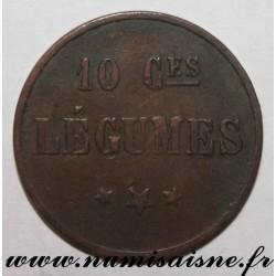 FRANCE - 10 CENTS VEGETABLES - ECONOMIC FOOD COMPANY