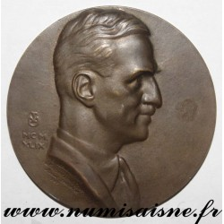 MEDAL - AFFECTIVELY TO FRIEND RAOUL DESMAZIÈRES - MARCEL DECLERCQ - 1949
