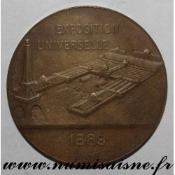 MEDAL - UNIVERSAL EXHIBITION 1889