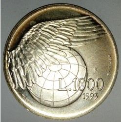 SAN MARIN - KM 302 - 1000 LIRE 1993
