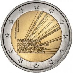 PORTUGAL - 2 EURO 2021 - PRESIDENCE PORTUGAISE DU CONSEIL DE L'U.E.
