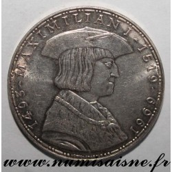 AUSTRIA - KM 2906 - 50 SCHILLING 1969 - 450 years of the death of Maximilian I