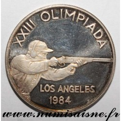 ANDORRA - KM 25 - 20 DINERS 1984 - Olympic Games - Los Angeles