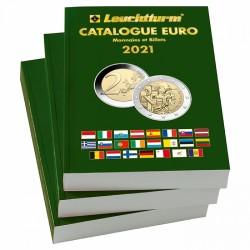 CATALOGUE EURO MONNAIES ET BILLETS 2021 - LEUCHTTURM - 363233