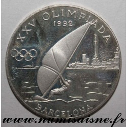 ANDORRA - KM 54 - 20 DINERS 1989 - Olympic Games - Barcelona 1992