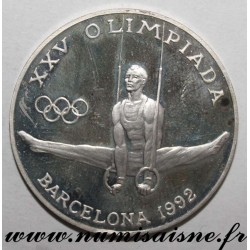 ANDORRA - KM 48 - 20 DINERS 1988 - Olympic Games - Barcelona 1992