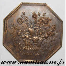 MEDAL - AGRICULTURE - ORNE HORTICULTURAL SOCIETY