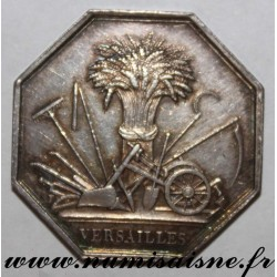 MEDAL - AGRICULTURE - IMPERIAL SOCIETY OF AGRICULTURE AND ARTS OF SEINE ET OISE - VERSAILLES - 1799