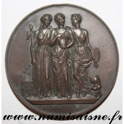 MEDAL - 69 - LYON - SCIENTIFIC CONGRESS OF FRANCE - 09.01.1841