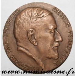 MEDAL - MEDICINE - DOCTOR PAUL CHEVALLIER - HEMATOLOGIST