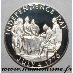 MEDAL - UNITED STATES - INDEPENDENCE DAY - July 4, 1776 - 1976