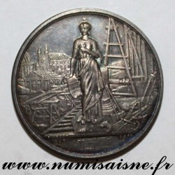 MEDAL - SYNDICATE CHAMBER OF CARPENTERS OF THE CITY OF PARIS - 1807