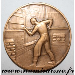 MEDAL - CRAFT - GENERAL SYNDICATE OF FRENCH BAKERY