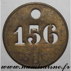 COAL TOKEN - SBC - 156
