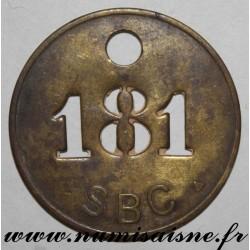 COAL TOKEN - SBC - 181