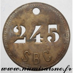 COAL TOKEN - SBC - 245
