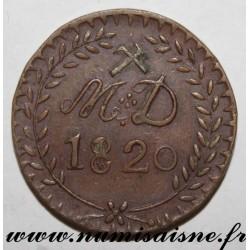 ANICHE - 59 - 30 SOLS 1820 - MINES