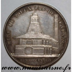TOKEN - 59 - COMPANY OF VICOIGNE UND NOEUX MINES - 1843 - 1887 - ADMINISTRATORS 1893