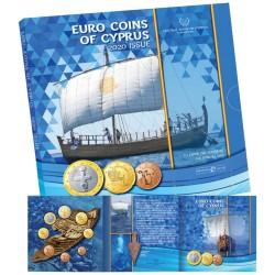 CYPRUS - MINTSET - 2020 - BU - 3.88 euros