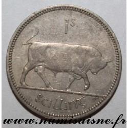IRELAND - KM 14a - 1 SHILLING 1963