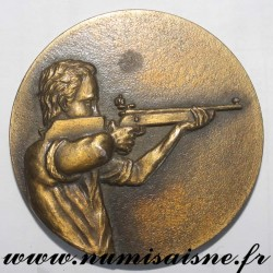 MEDAL - SHOOTING - UNIFACE