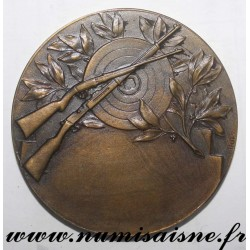 SHOOTING MEDAL - OFFERED BY THE FRENCH CARTOUCHERIE