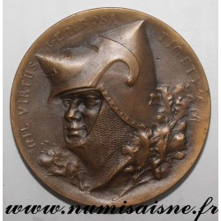 MEDAL - SHOOTING - XXIII NATIONAL AND INTERNATIONAL COMPETITION OF RENNES - 1920