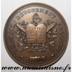 MEDAL - NOTARY - 1929 - ASSOCIATION FOR THE RECRUITMENT, TRAINING AND PLACEMENT OF STAFF FOR NOTARY STUDIES