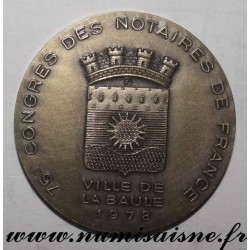 County 44 - LA BAULE - 75th CONGRESS OF NOTARIES OF FRANCE - 1978