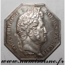 NOTARY TOKEN - ANONYMOUS - LOUIS PHILIPPE I