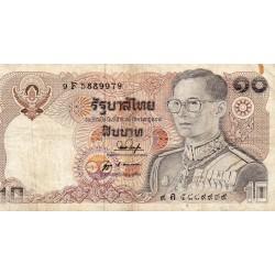 THAILAND - PICK 98 - 10 BAHT - 1995