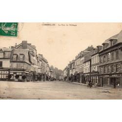 County 60120 - OISE - CORMEILLES - ABBEY STREET