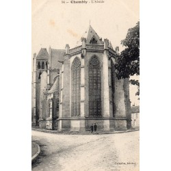 County 60230 - OISE - CHAMBLY - THE APSE