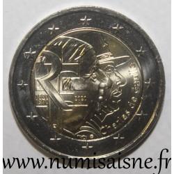 FRANCE - 2 EURO 2020 - CHARLES DE GAULLE