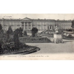 County 60200 - OISE - COMPIEGNE - THE CASTLE