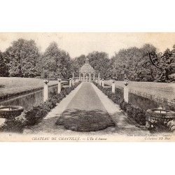 County 60500 - OISE - CHANTILLY - THE CASTLE - THE ISLAND OF LOVE