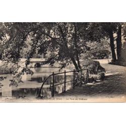County 60950 - OISE - ERMENONVILLE - THE CASTEL BRIDGE