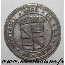 MEDAL - 62 - MONTREUIL - SEAL OF THE CITY