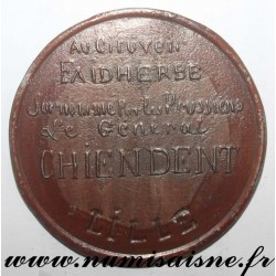 MEDAL - POLITICS - TO CITIZEN FAIDHERBE - 1870