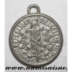 MEDAL - POLITICS - FRENCH REPUBLIC - 22, 23, 24 FEBRUARY 1848