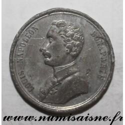 MEDAL - POLITICS - 69 - LYON - LOUIS-NAPOLÉON BONAPARTE - 1848