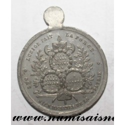 MEDAL - POLITICS - FRENCH REPUBLIC - UNION IS STRENGTH - 1848