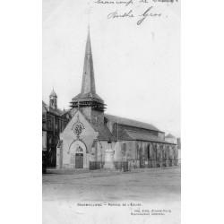 County 60210 - OISE - GRANDVILLIERS - CHURCH PORTAL