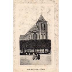 County 60270 - OISE - GOUVIEUX - THE CHURCH