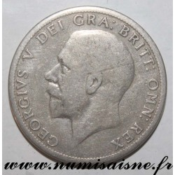 UNITED KINGDOM - KM 834 - 1 FLORIN 1929