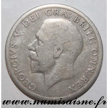 UNITED KINGDOM - KM 834 - 1 FLORIN 1929