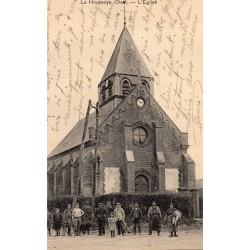 County 60390 - OISE - LA HOUSSOYE - THE CHURCH
