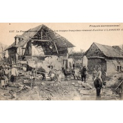 County 60310 - OISE - LASSIGNY - REBUILT FRANCE