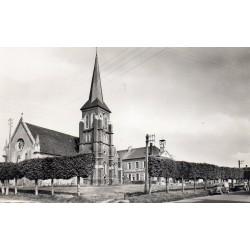 County 60850 - OISE - THE COUDRAY SAINT-GERMER - THE CHURCH