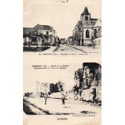County 60310 - OISE - LASSIGNY - BOMBINGS OF 1914-1915
